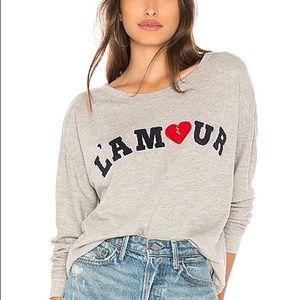 Rails Kelli Sweater L'Amour XS
